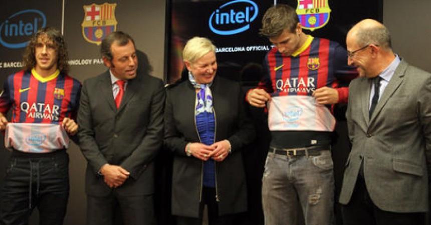 El Barça a la caça de patrocinadors amb el nou estadi a l'horitzó