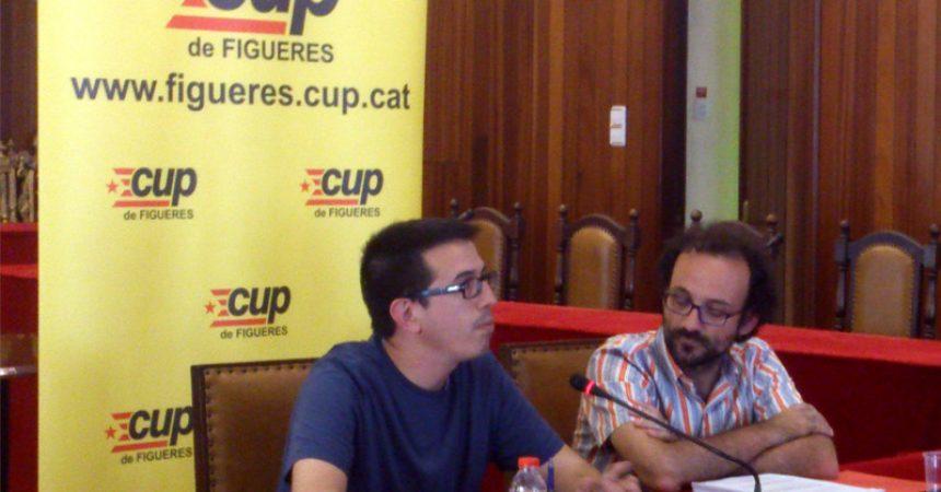 'L'experiència de dos anys a l'Ajuntament de Figueres ens demostra que constantment s'actua sense ajustar-se a la legalitat'