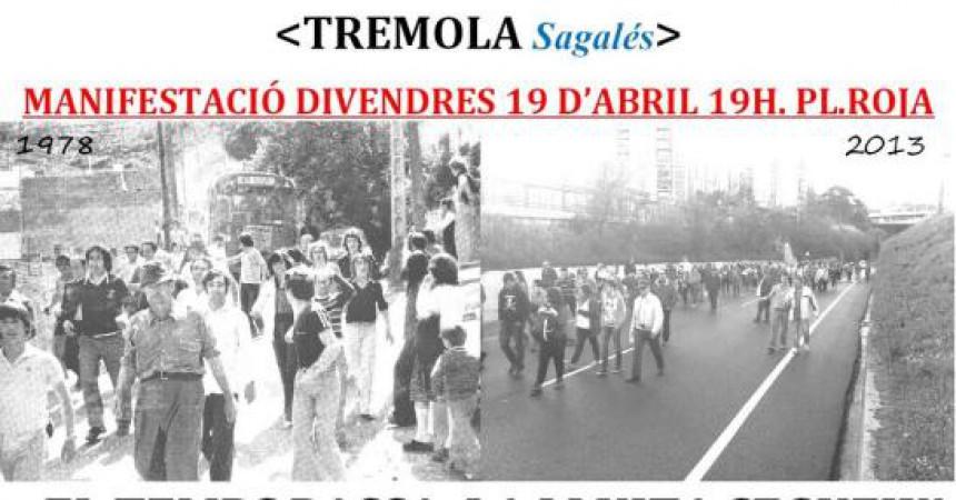 Els treballadors en vaga indefinida de Sagalés arriben a un acord amb l'empresa