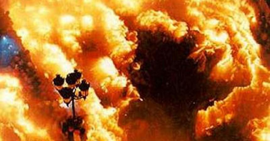 Finalitza amb èxit la Patum de Berga, marcada per l'amenaça de la directiva del foc europea