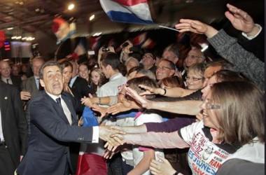 Primer assalt de les presidencials franceses