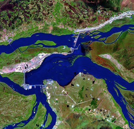 imatge per satèl·lit