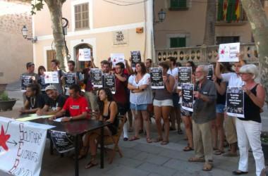 La solidaritat s'organitza a Mallorca