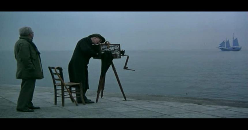 El món del cinema perd la mirada de Theo Angelopoulos