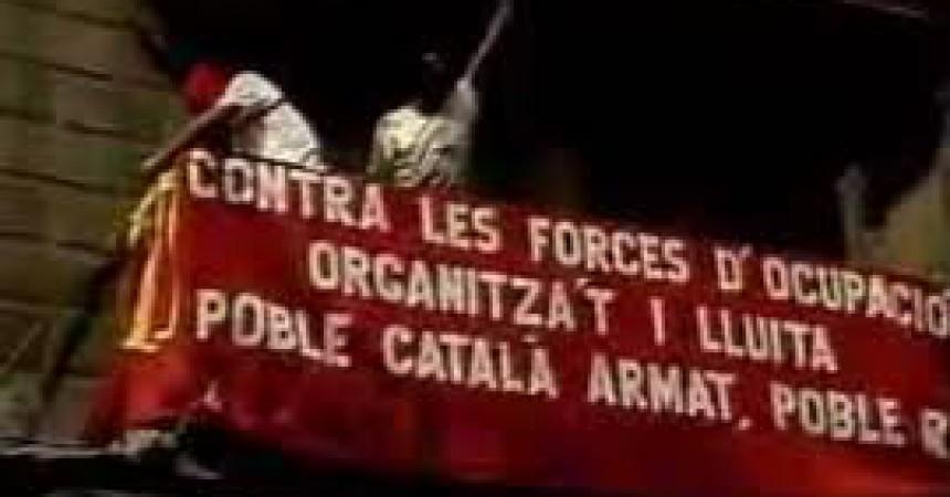 Terra Lliure com a punt de partida del moviment d'alliberament nacional