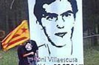 L'esquerra independentista recorda Toni Villascusa