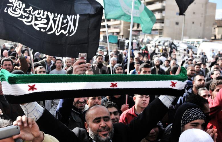 Tripoli Islamists Garboussi pic 1