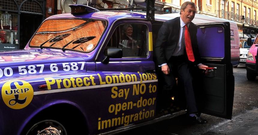 L'ascens de l'UKIP posa de manifest l'auge de l'extrema dreta al vell continent