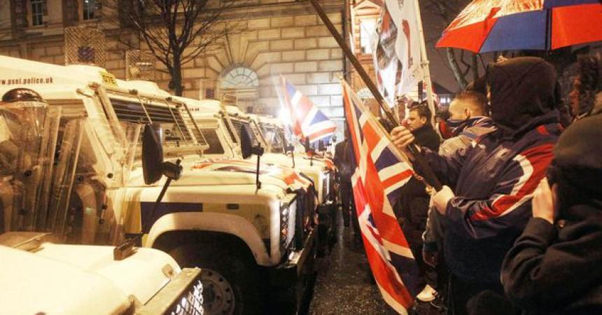 El procés de pau del nord d'Irlanda posat a prova