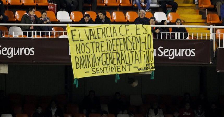 Bankia posa en venda oficialment el València CF