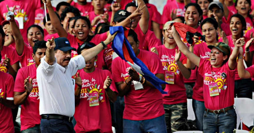 Nicaragua: victòria sandinista