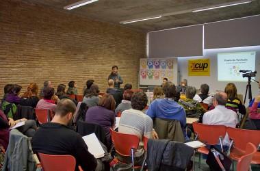 Punts de trobada de la CUP: els ajuntaments a l'abast de tothom