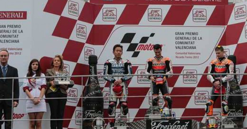 El gran premi de Xest tanca el mundial de motociclisme amb un descens significatiu d'assistència