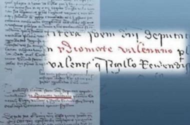 Trobat a València l'original del diari de deliberacions del Compromís de Casp