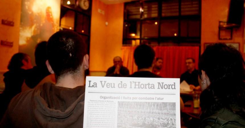 La Veu de l'Horta Nord presenta el seu segon número
