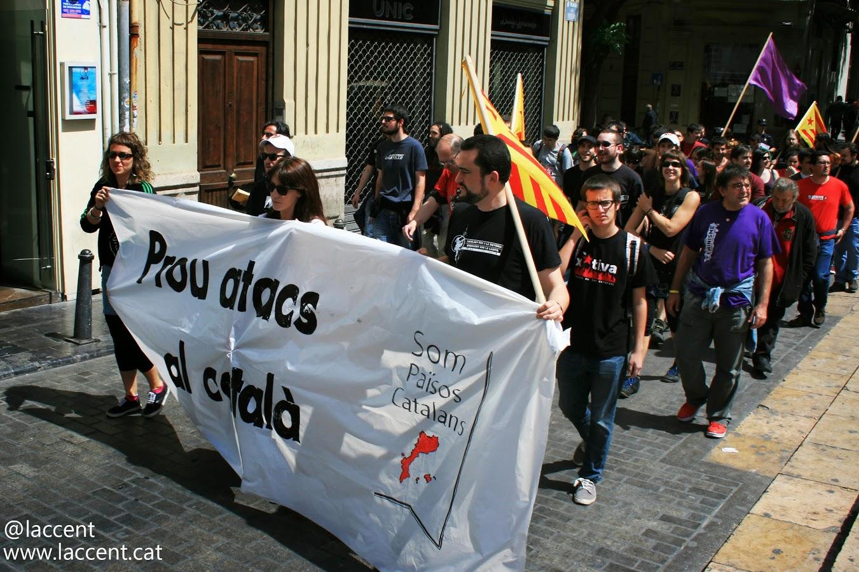 Manifestació 26 d'Abril de 2014 01