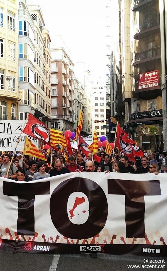 Manifestació 26 d'Abril de 2014 09