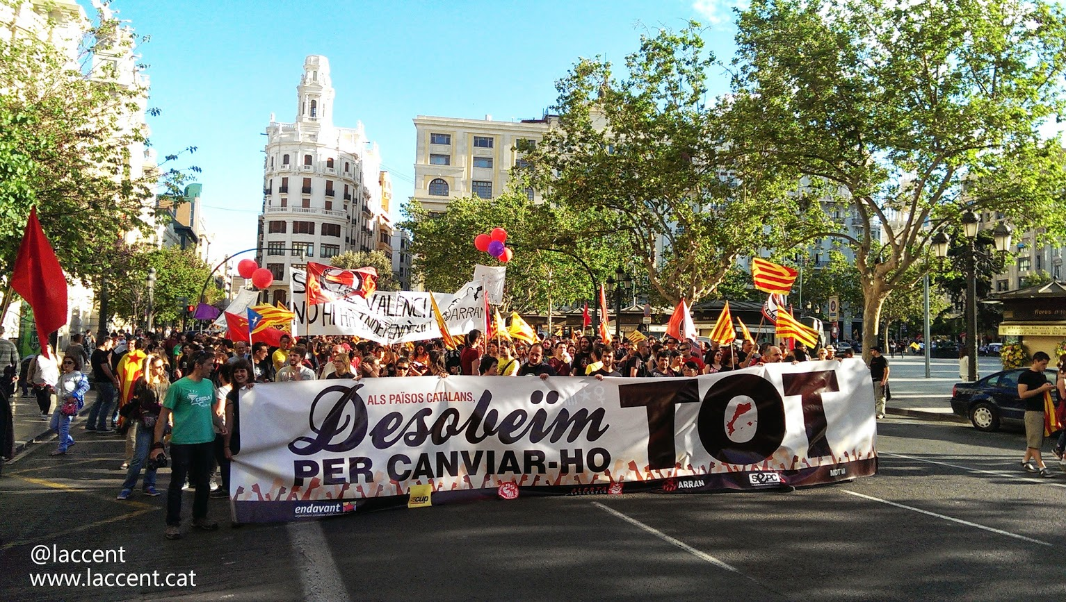 Manifestació 26 d'Abril de 2014 10