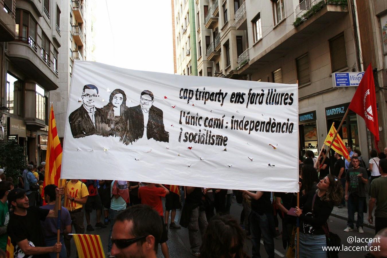 Manifestació 26 d'Abril de 2014 11
