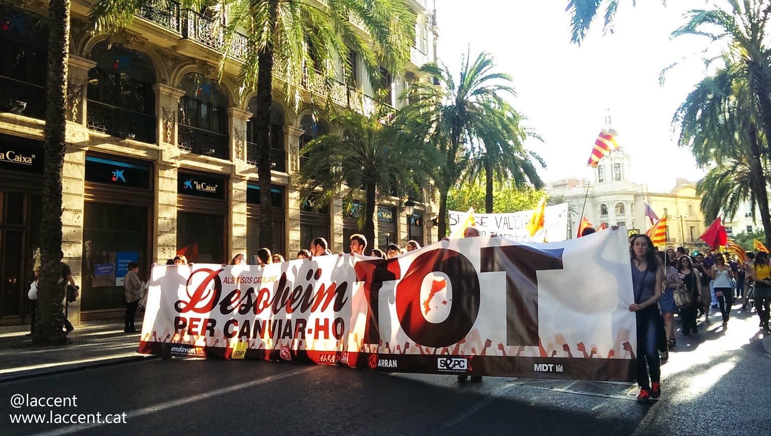 Manifestació 26 d'Abril de 2014 12