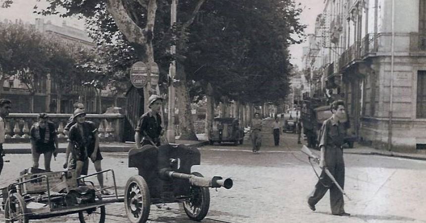 19 i 20 d'agost de 1944: Catalunya Nord s'allibera del feixisme
