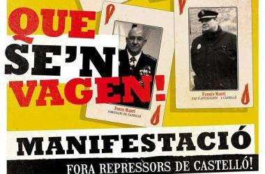 Castelló de la Plana ix al carrer contra la repressió
