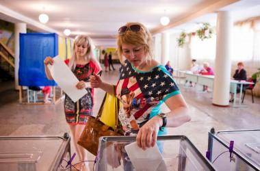 Legislatives a Ucraïna entre l'exaltació nacionalista i el desencís