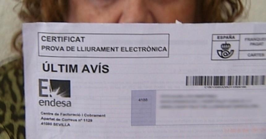 El Tribunal Constitucional suspèn també el decret sobre pobresa energètica a Catalunya