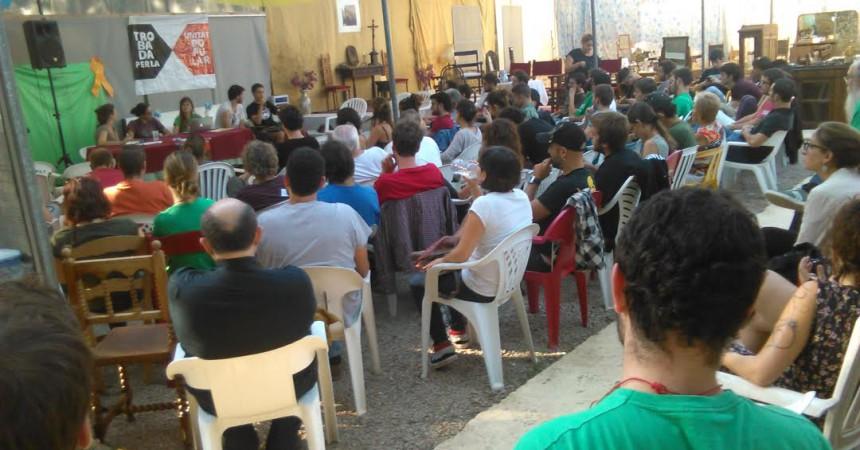 TUP Mallorca: Mantenir el pols al carrer i apostar pels Països Catalans per començar a perdre la por a les institucions