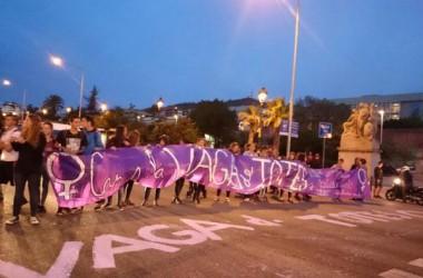 La jornada de lluita cap a la Vaga de totes omple d'accions Barcelona