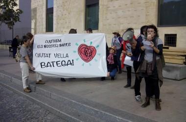El tercer Ciutat Vella Batega dóna impuls al projecte dels solars de la plaça de la Botja