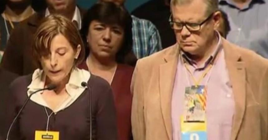 L'ANC s'alinea amb la candidatura de Mas i no fa cap crítica a les renúncies al primer 9N