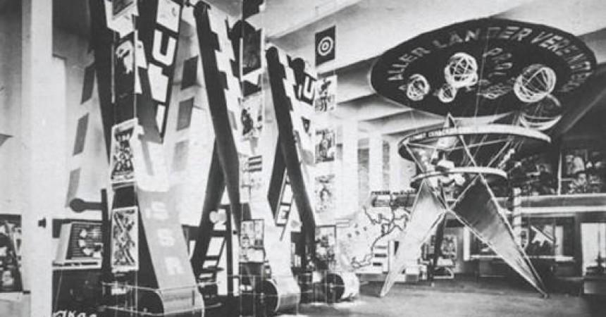 El Lissitzky. L'experiència de la totalitat