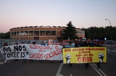 """""""Si la militarització del barri continua, la metxa de Gamonal es pot encendre de nou a Burgos"""""""