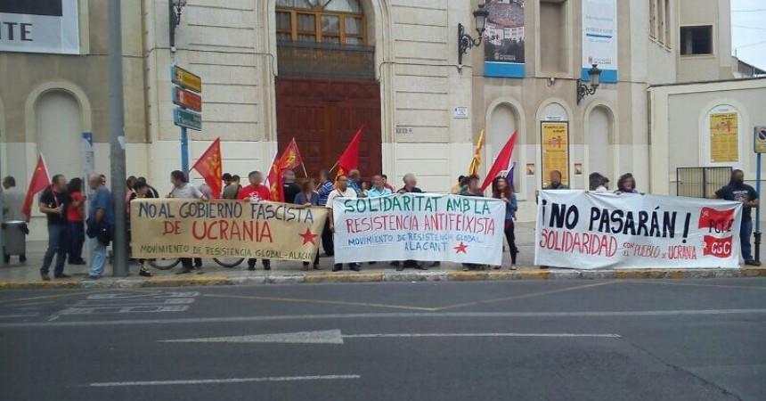 Alerta Solidària denuncia un nou intent de manipulació i de criminalització de la lluita antifeixista
