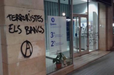 200 persones es manifesten per Sant Andreu exigint la llibertat per les detingudes en l'Operación Pandora