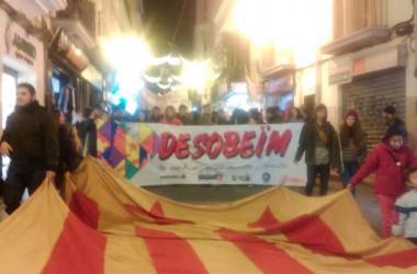 Més de 3.000 persones a la manifestació per la Diada de Mallorca