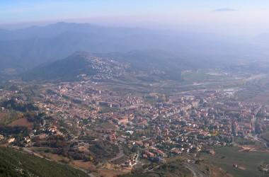 Berga acull l'Aplec Excursionista dels Països Catalans