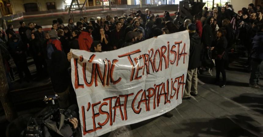 Llibertat amb càrrecs per als tres detinguts de Mataró