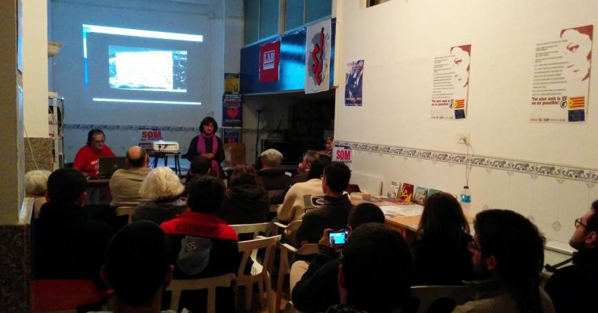 La revolució portuguesa es reviu al COiP de València
