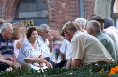 Una de cada cinc famílies depèn d'una jubilada