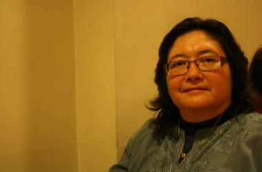 "Nelly Palacios: ""Mentre es parla la pau, el govern negocia l'entrega de Colòmbia a les multinacionals"""