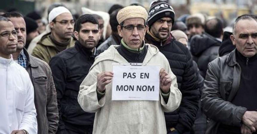"""Griotte Wuornos: """"L'estat francès és islamòfob per naturalesa i la repressió contra els musulmans serà brutal"""""""