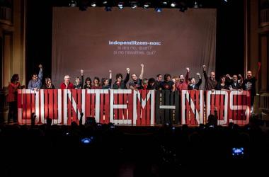 La CUP presenta el seu projecte de candidatura de ruptura nacional i social