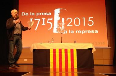 """""""La Nova Planta representa el tret de sortida de la submissió i l'esquarterament nacional"""""""