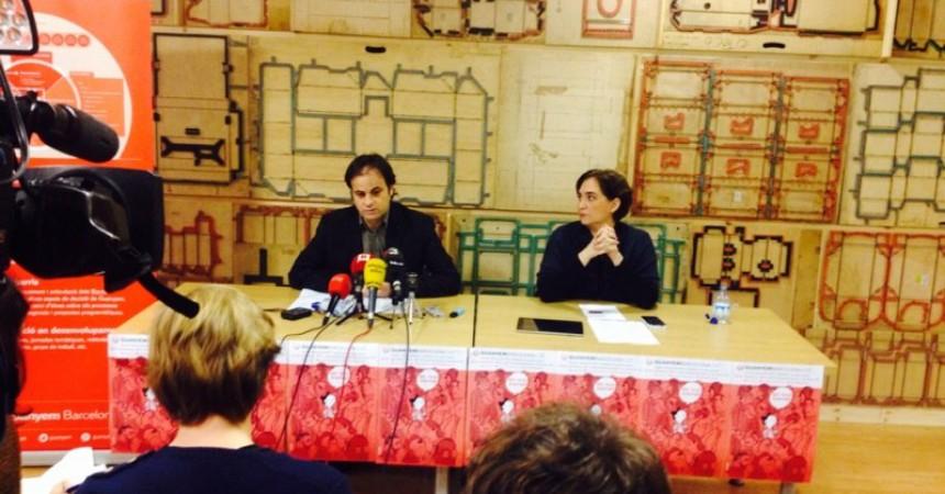 La coalició Guanyem sumarà els seus vots a la candidatura d'ICV a la diputació de Barcelona