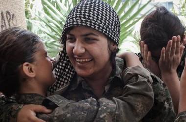 Kobanê alliberada: No han passat