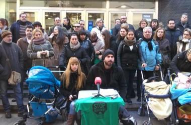 La PAHC de Sabadell avisa de l'increment de famílies obligades a ocupar pisos