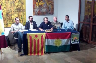 """""""No hi ha marxa enrere en les conquestes socials i polítiques de Rojava"""""""