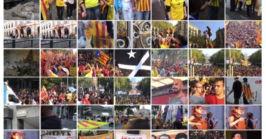"""""""Dues diades i un referèndum"""", film en línia sobre la independència de Catalunya"""